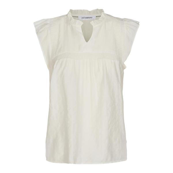 Mercer Top - Co'Couture - Wit