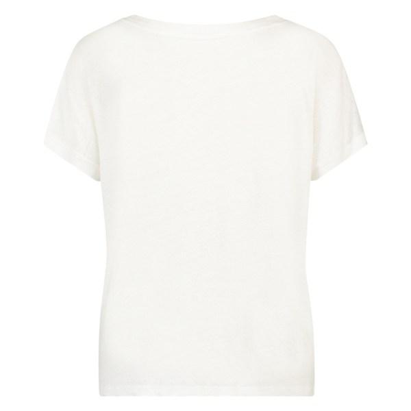 Servia Shirt – Nukus – White Nieuw T-shirt