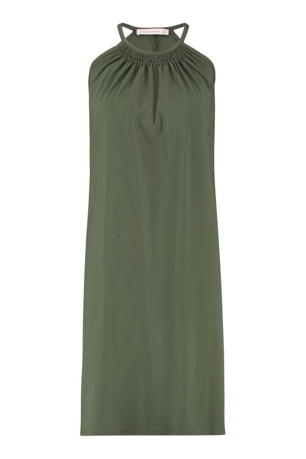 Carline Dress - Studio Anneloes - Green