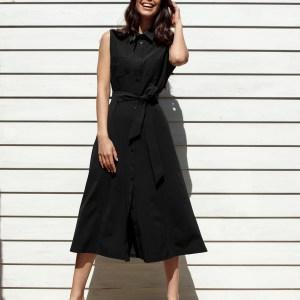 Indy SL Dress – Studio Anneloes – Black Nieuw Jurk