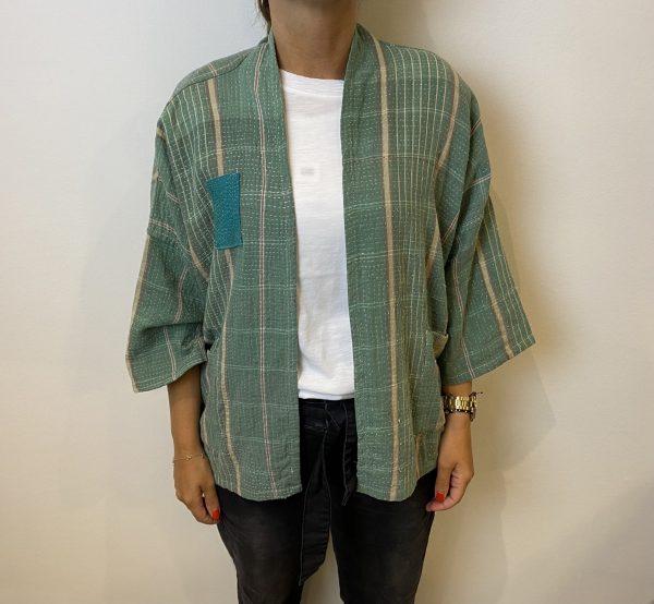 Antic Jacket - BY-BAR - Groen