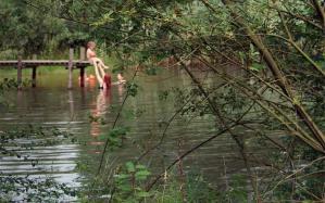 water de duiventoren natuurkampeerterrein