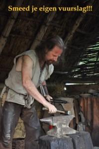 Ijzertijdboerderij Dongen - vuurslag - kinderdoedag - dromenvanger