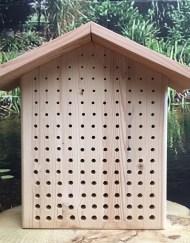 Bijen- en insectenhotel (groot)