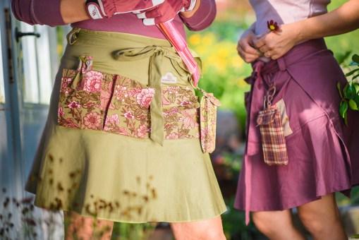 Gardengirl Wrapskirt