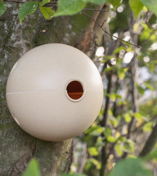 Vogelpot Bamboe