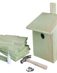 Nestkast bouwpakket