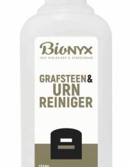 Grafsteen en urnreiniger BIOnyx