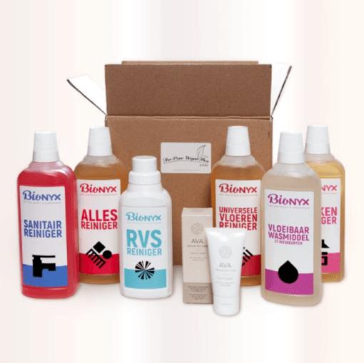 Pure Vegan 7-delige Giftbox