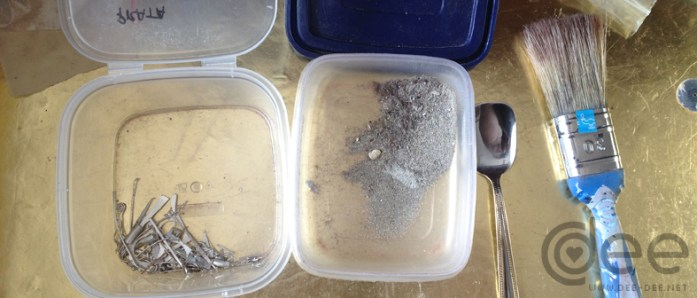 silver scrap recovery
