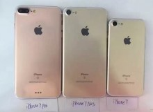 Apple iPhone 7 Pro, iPhone 7 Plus, iPhone 7 Leak