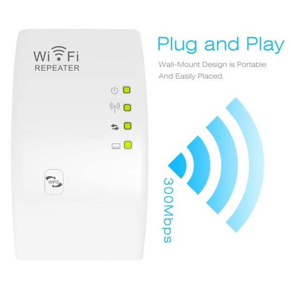 Wifi Plug and Play Deecomtech Store