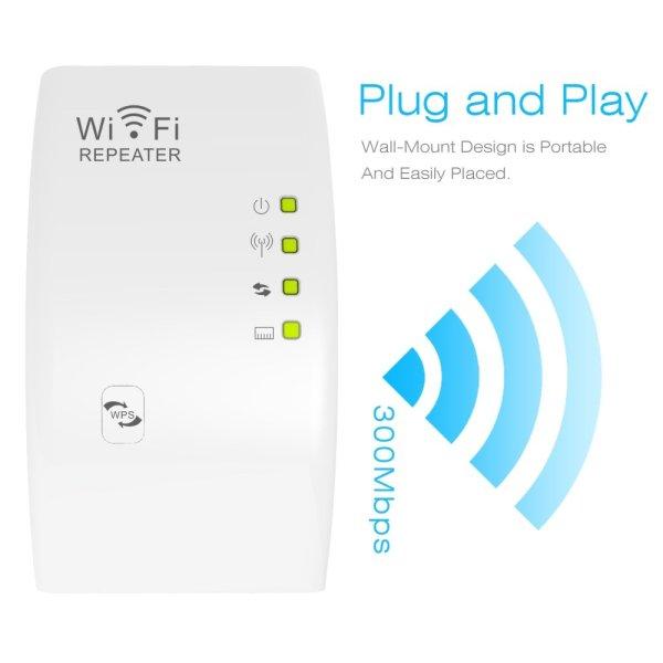 Wifi Plug and Play Deecomtech Store