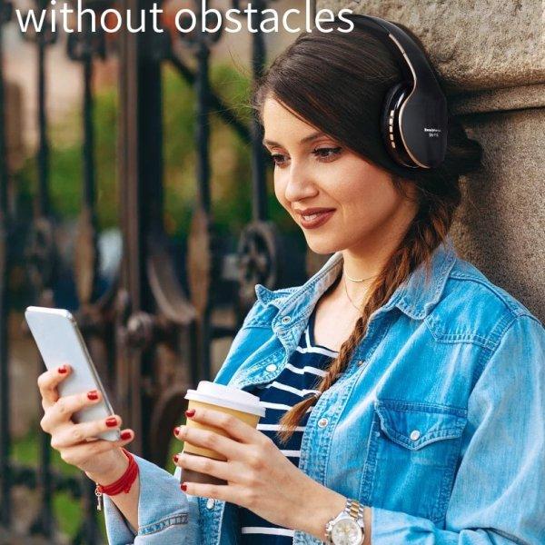 Surround Sounds Wireless Bluetooth Deecomtech