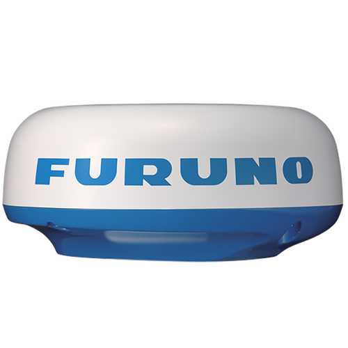 Furuno Spring Rain Resistance Radar Deecomtech