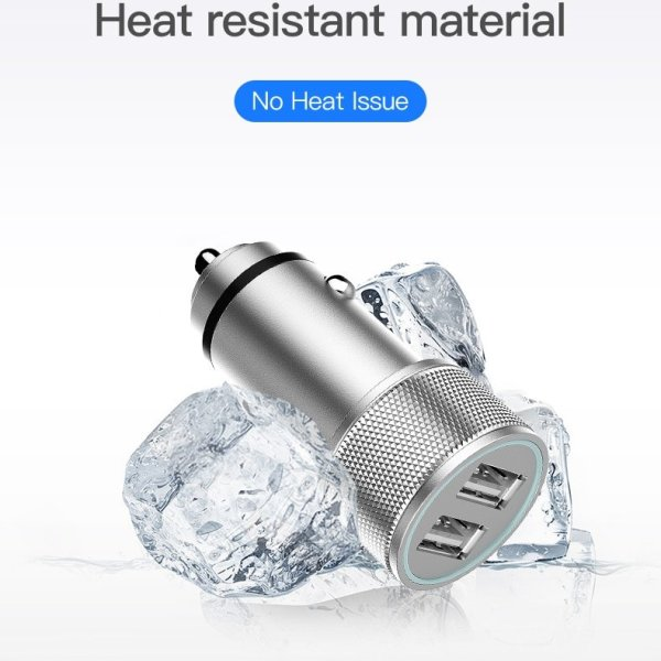 Intelligent Cooling Usb Charger Deecomtech Ltd