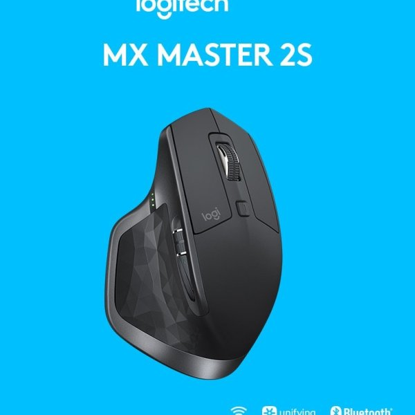 Mx Master 2s Logitech Wireless Mouse Deecomtech
