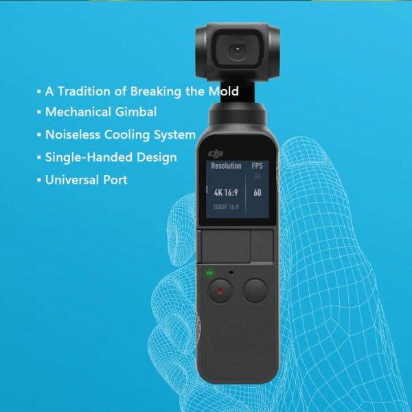 Dji Osmo Pocket 3 Argos Deecomtech Store