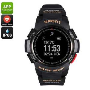 F6 Smart Watch Gym Excercising Outdoors Deecomtech Store