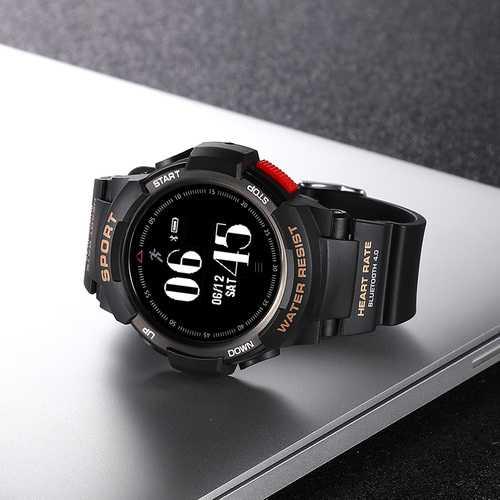 No1 F6 Bluetooth Smart Watch Deecomtech Store