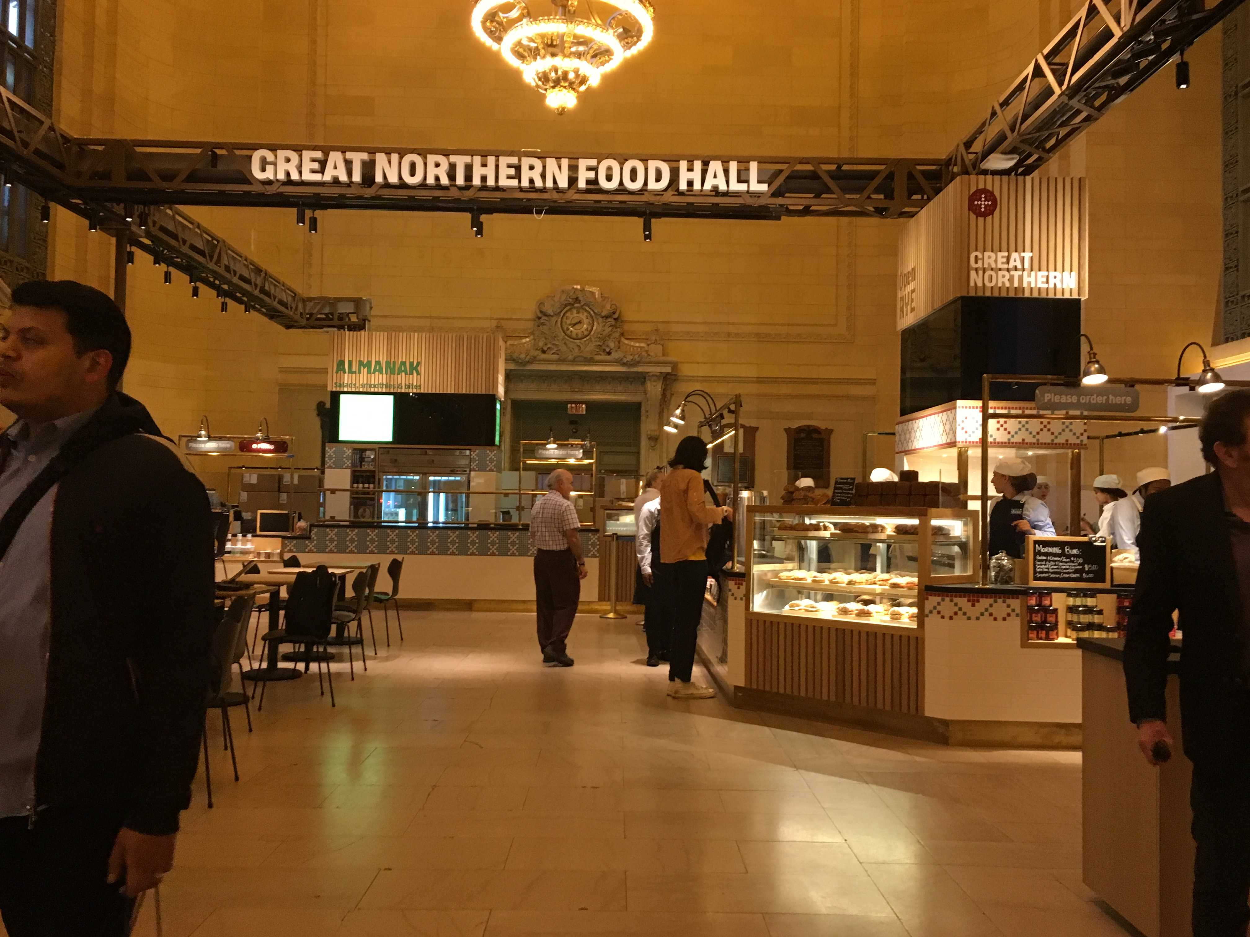 Great Northern Food Hall great northern food hall opens in nyc's grand central terminal