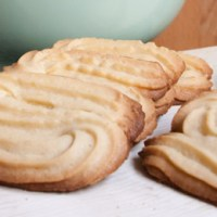 Spritsen; koekjes van eigen deeg