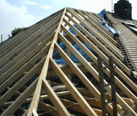Bernardsville Roof Installation