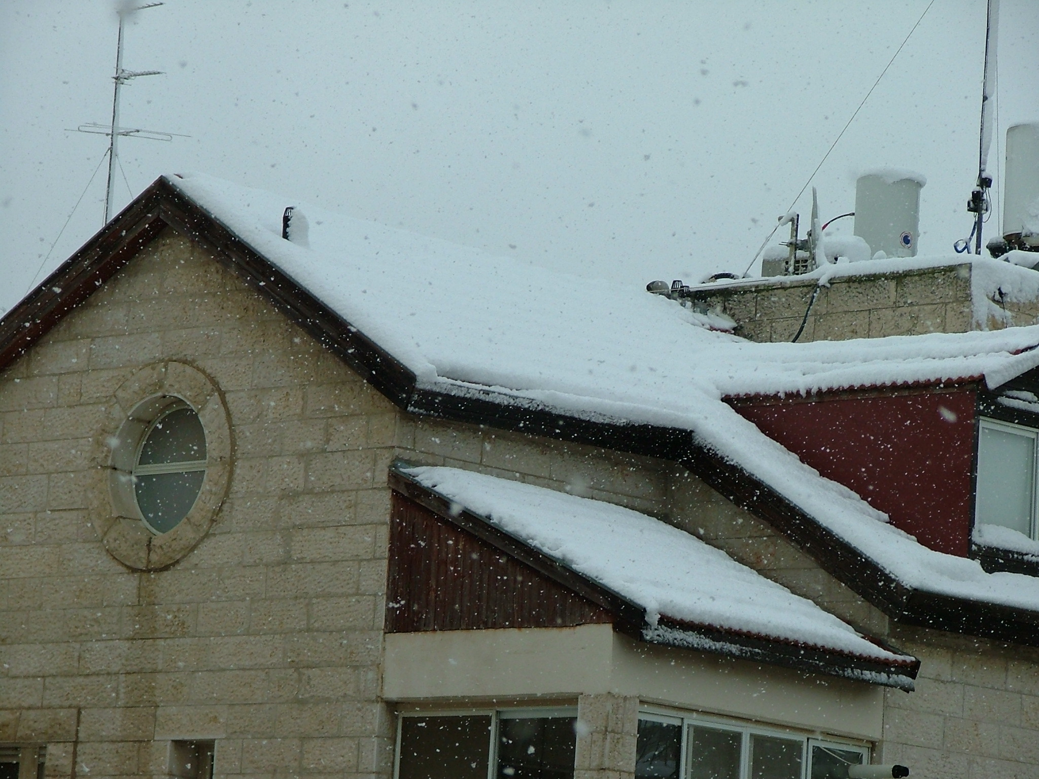 Bergen County Roof Snow Removal Nj Roofing Contractor