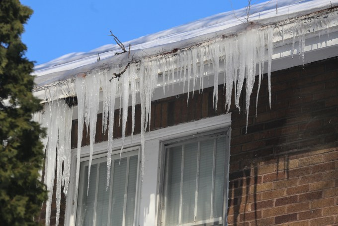 Bergen County Ice Dam Removal Service