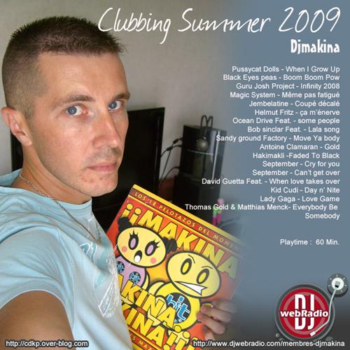 djmakina - Clubbing summer 2009 - 500 pxl