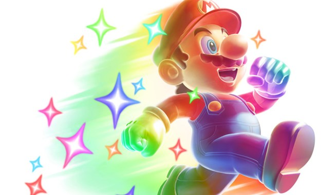 Invincible-mario-starman-new-super-mario-bros-wii-artwork