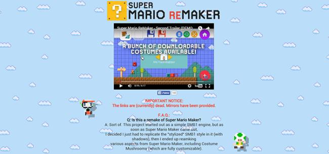 Super Mario ReMaker 02