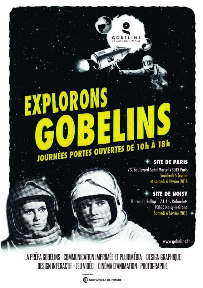 Explorons GOBELINS
