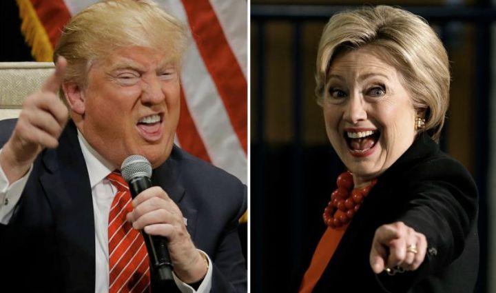 hilary-clinton-et-donald-trump-720x425