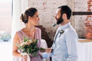 Artistic Boho Wedding I New Jersey Wedding Planner I Jersey Shore Wedding Planning I Bride and Groom