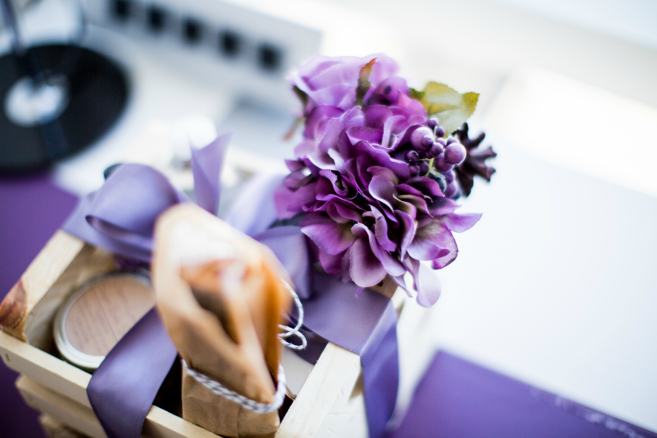 NYC Chic Winter Wedding ǀ Dee Kay Events ǀ Wedding Consultant ǀ Welcome Gift