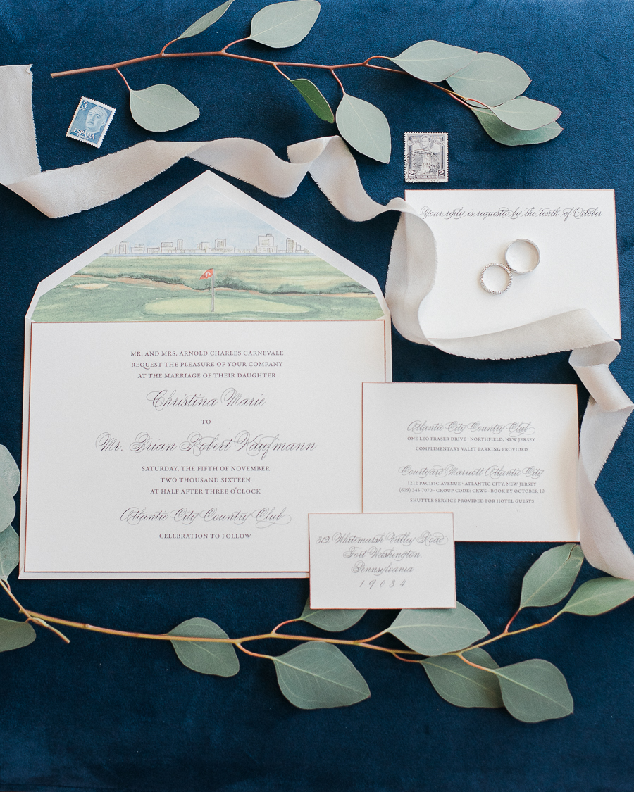 Dee Kay Events | Rachel Pearlman Photography | Jersey Shore Wedding Planner Dee Kay Events | Rachel Pearlman Photography | Jersey Shore Wedding Planner | New Jersey Wedding Planner | Custom Wedding Invitations