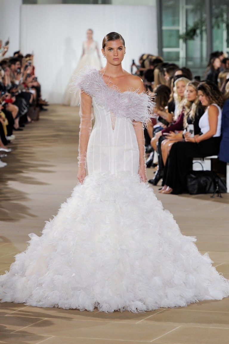 Dee Kay Events | NYC 2018 Bridal Fashion Week | Ines Di Santo Bridal I Wedding Trends 2019