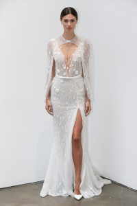 Dee Kay Events | NYC 2018 Bridal Fashion Week | Lee Petra Grebenau Bridal I Attractive Wedding Dress