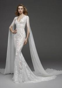 Dee Kay Events | NYC 2018 Bridal Fashion Week | Pronovias Bridal I Romantic Wedding Dress