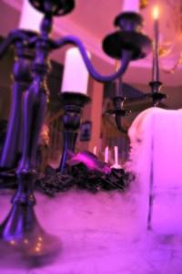 Dee Kay Events   Spooktacular Dessert Table Halloween Bar I Dry Ice Ghost