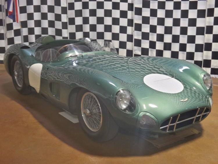 004 - 1959 Aston Martin DBR1