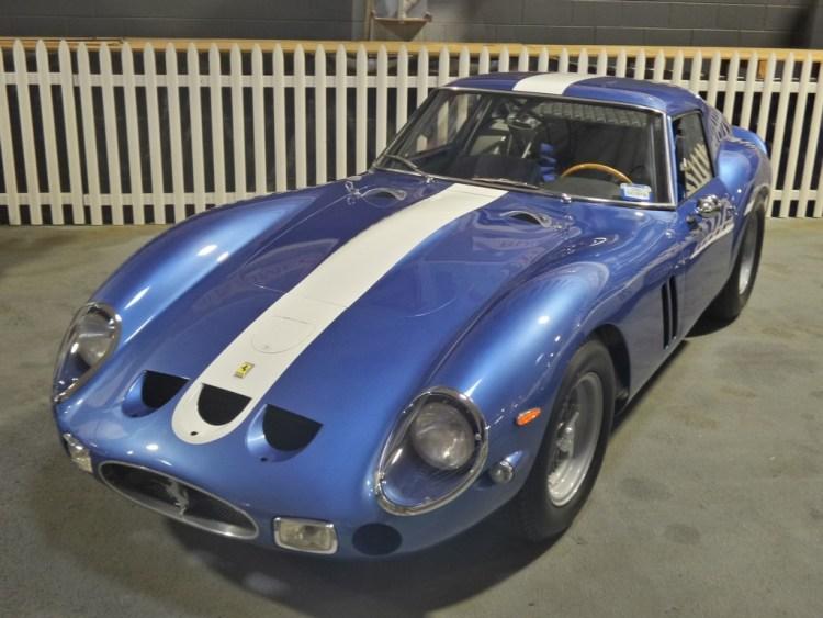 011 - 1962 Ferrari 250 GTO