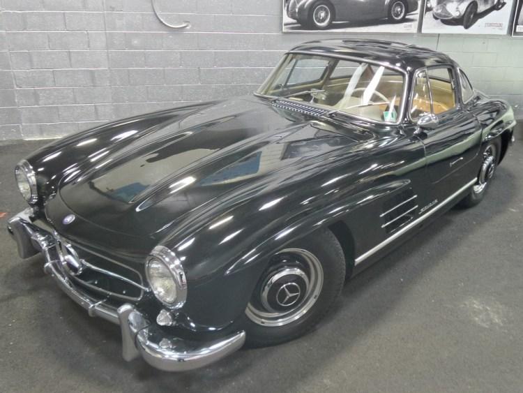 014 - 1955 Mercedes-Benz Gullwing