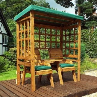 Twin Seat Arbour