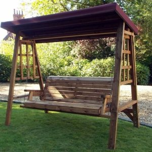 3-seater Swing Arbour