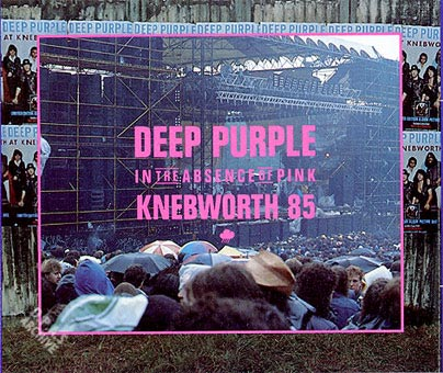 Deep Purple Knebworth 85