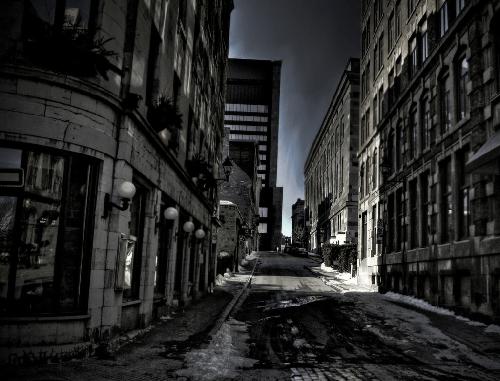 भूतिया शहर