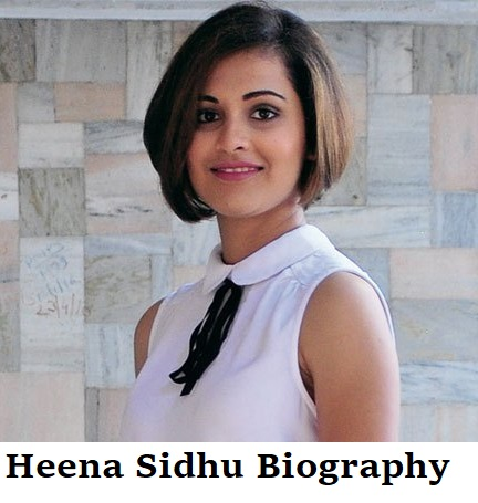 Heena Sidhu Shooter Biography In Hindi