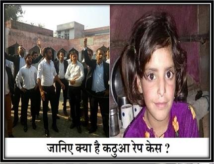 Kathua Rape And Murder Case Details Hindi